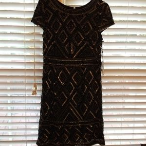 NWT Adriana Papell evening dress